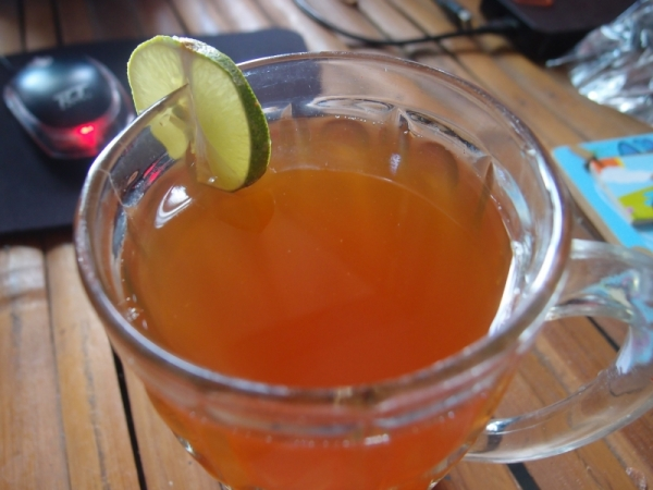 Холодный чай из Баэля (каменного яблока) | how to prepare Bael fruit ice tea