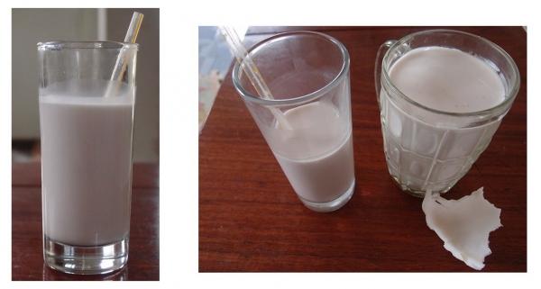Органическое домашнее кокосовое масло холодного отжима