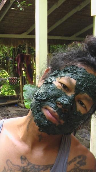 натуральная косметика без химии маска для лица уход сделай сам2