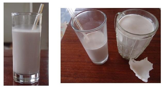 сыроедческий ПОЛЕЗНЫЙ ЗАВТРАК как сделать кокосовое молоко