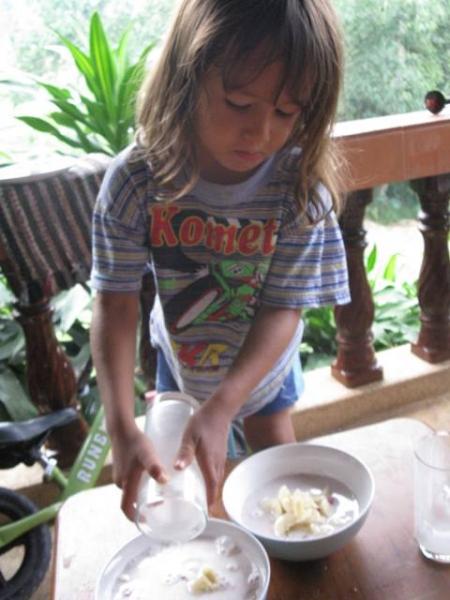 ыроедческий ПОЛЕЗНЫЙ ЗАВТРАК льняная каша стоп диабет с кокосовым молоком