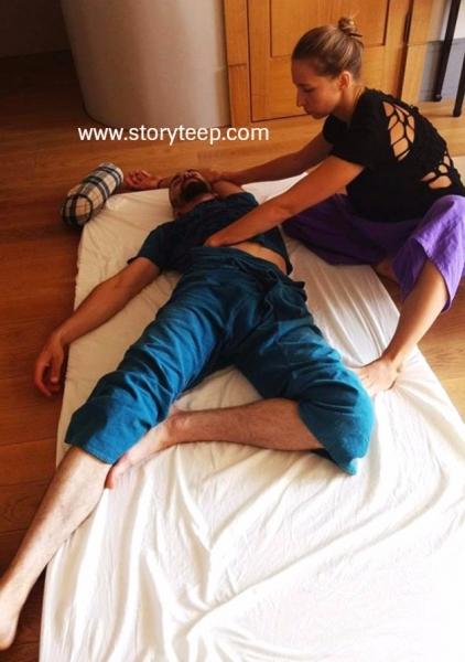 -фасциальный релиз лечебный массаж по меридианам тела1