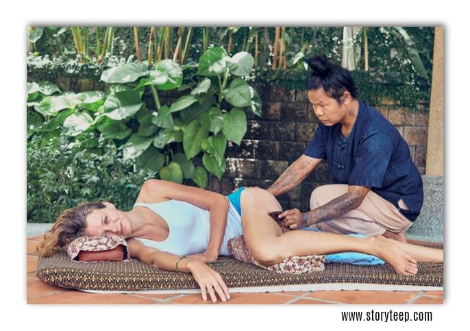 обучение лечебному тайскому массажу миофасциальный релиз гуа-ша банки антицеллюлитный тайский массаж