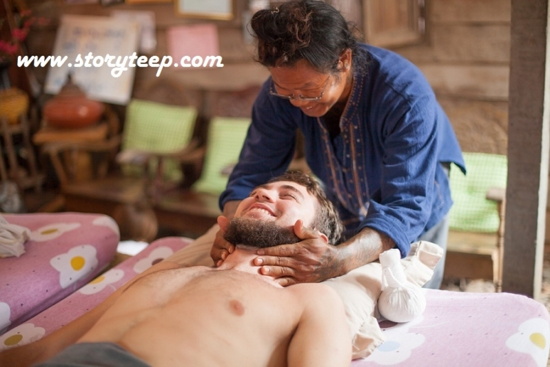0 Аутентичный Тайский массаж  Authentic Thai massage www.storyteep.com