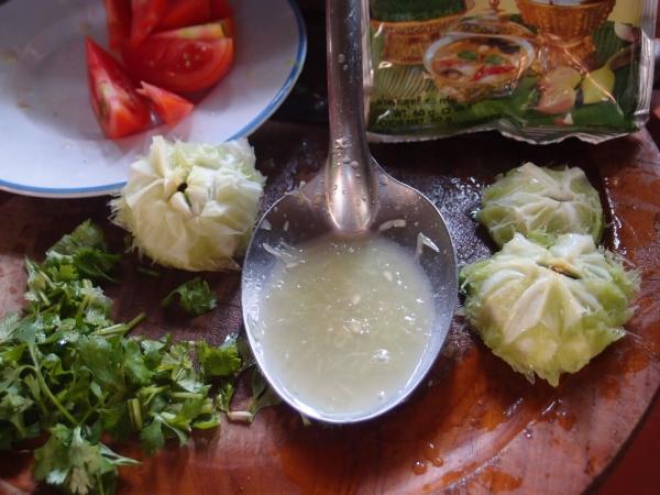 сок лайма | пошаговый рецепт том-яма с фотографиями