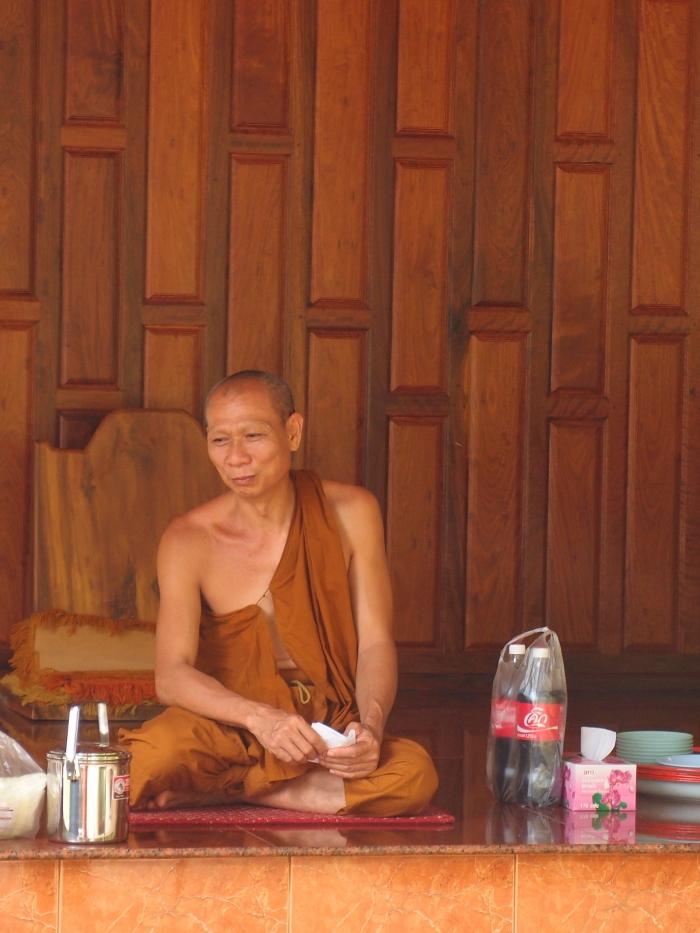 Лесной буддийский монастырь на севере Таиланда Ват Удом | Wat Udom, Forest Monastery in North Thailand
